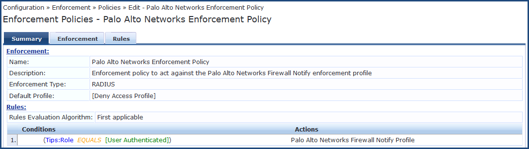 Adding a Palo Alto Networks Firewall Endpoint Context Server