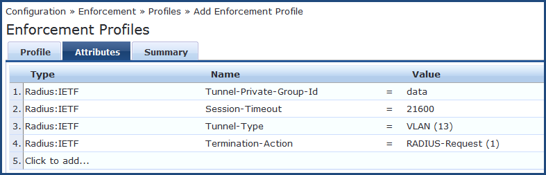 Integrating ClearPass with Infoblox Endpoint Context Servers