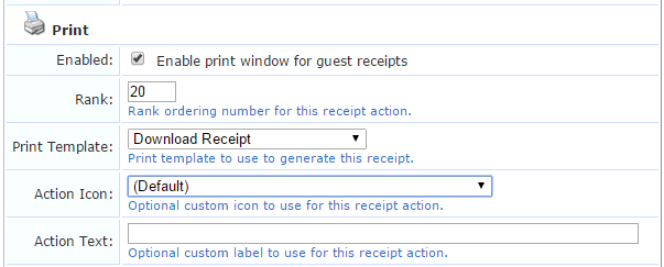 Editing receipt actions table 2 customize guest registration form receipt actions page print area thecheapjerseys Image collections
