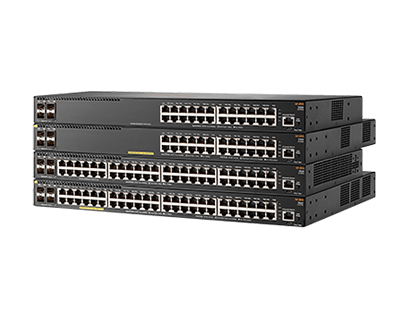 High Performance Ethernet Switching | Aruba