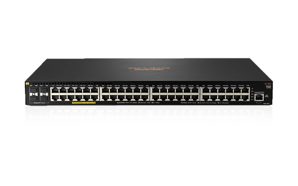 2930f Series Switch Aruba