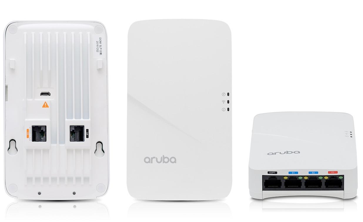 Details and Specifications for the Aruba 303H Series APs