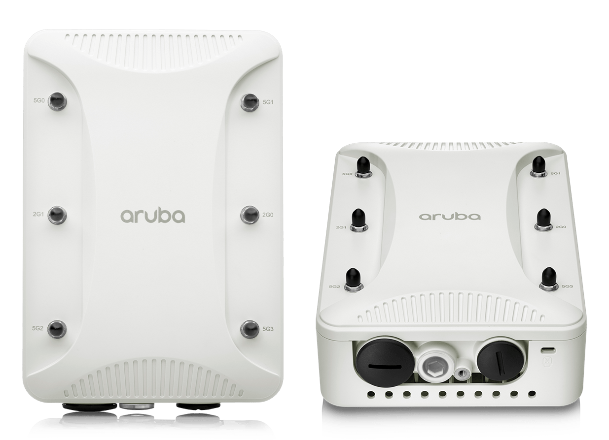 Details and specifications for the Aruba 318 Series APs