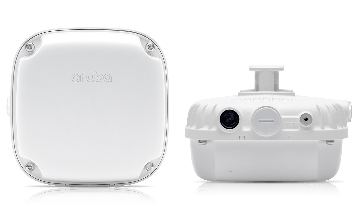 Details and specifications for the Aruba 360 Series APs