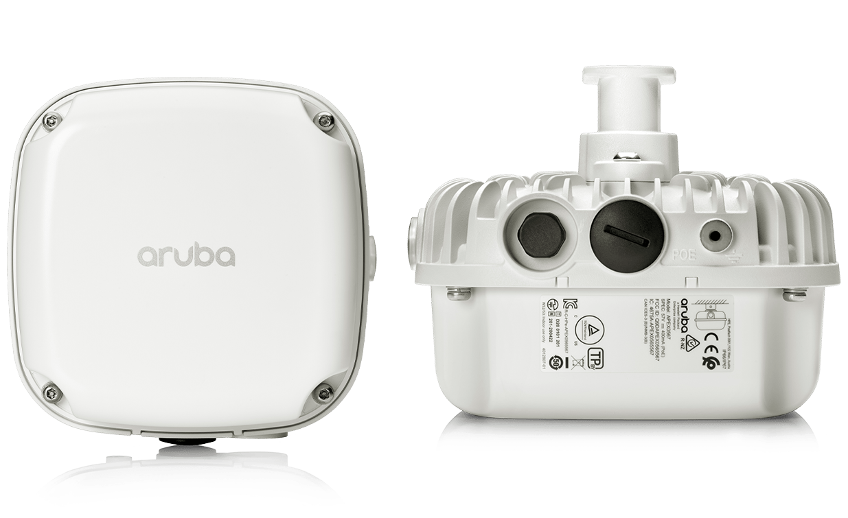 Details and Specifications for the Aruba 560 Series APs