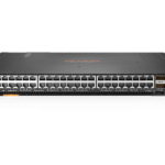 Aruba 8320 48p 1G/10GBASE-T and 6p 40G QSFP+ with X472 5 Fans 2 Power Supply Switch Bundle (JL581A)