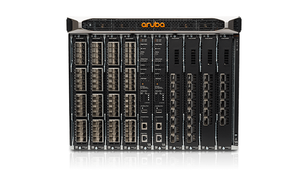 8400 Core Switch Series for Campus Network Aggregation   Aruba