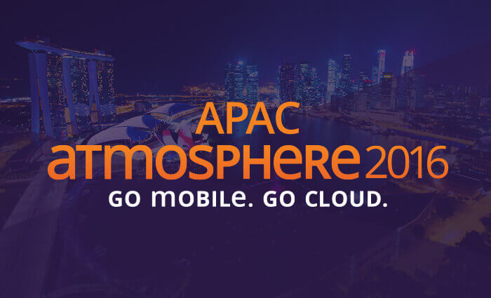 APAC Atmosphere 2016