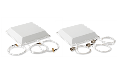 Antennas for access points with wire extensions