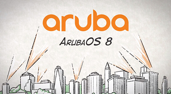 ArubaOS 8 – The Smartest Operating System for Today's Mobile Workplace