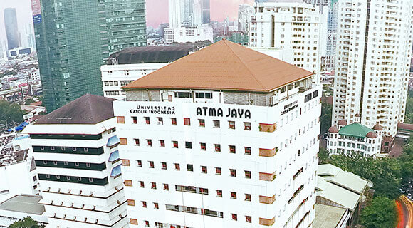 Atma Jaya accelerates digital transformation strategy with Aruba