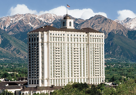Grand America Hotel, Salt Lake City