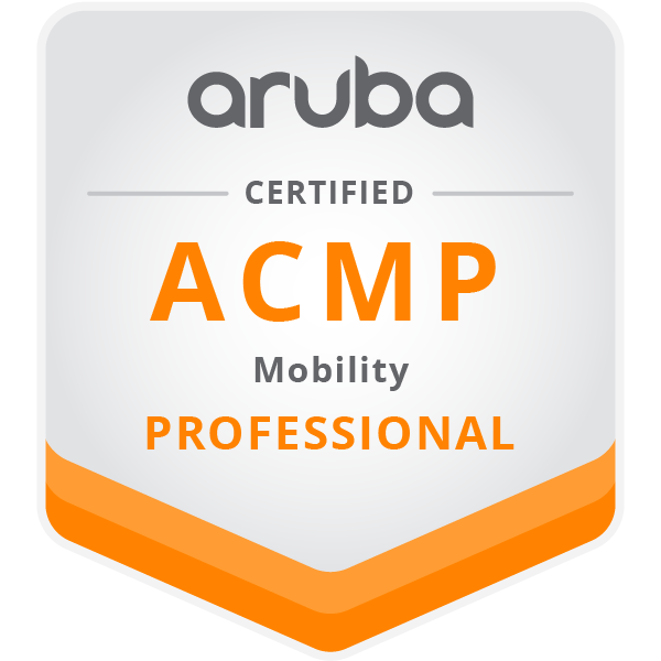 Aruba Certified Mobility Professional
