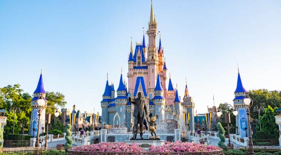 Disney creates magical experiences for guests with seamless technology