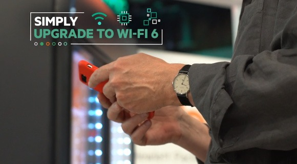 Using Wi-Fi 6 as a radio access network for 5G