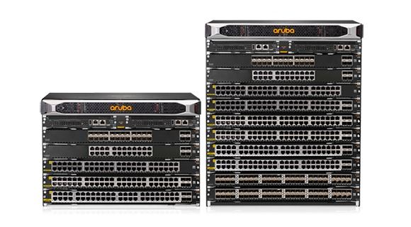 Why Upgrade to Aruba CX 6400 Switches?