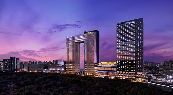 Seoul Dragon City implements large-scale wired and wireless network in Korea's largest lifestyle hotel-plex