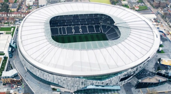 Tottenham Hotspur Football Club drives innovation and new digital experiences at new stadium
