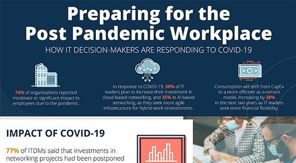 The post-pandemic workplace: How IT is responding