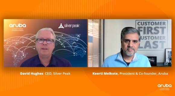 Aruba + Silver Peak: Giving enterprises the (WAN) Edge