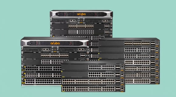 Switch Forward with Aruba CX for Performance, Scale and High Availability