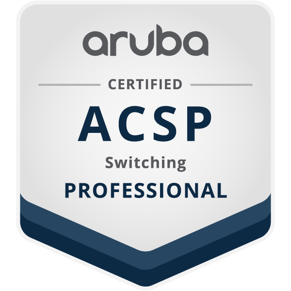 Aruba Certified Switching Professional