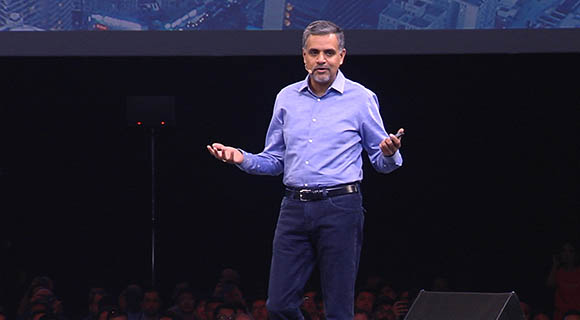 Atmosphere 2018 APAC: Keynote with Keerti Melkote, President and Co-founder