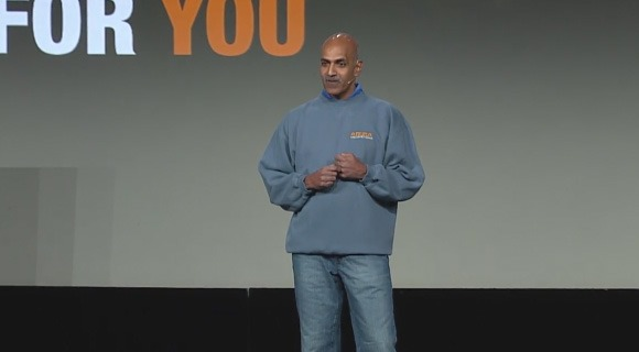 Atmosphere 2019: Technology Keynote with Partha Narasimhan, CTO
