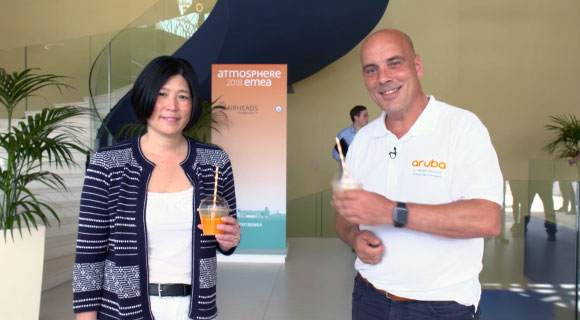 Atmosphere 2018 EMEA: Day 4 Wrap up