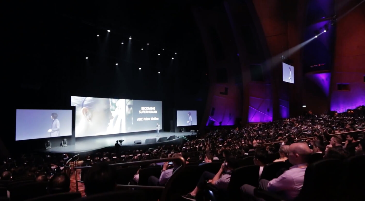 Live from APAC Atmosphere 2017: Day 1