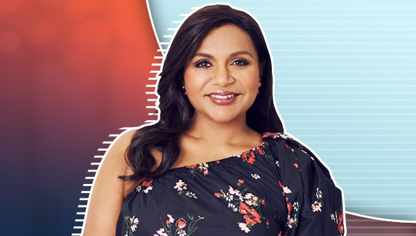 Mindy Kaling as the celebrity guests for Atmosphere