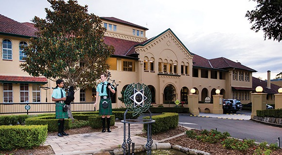 Brisbane Boys' College – Queensland, Australia