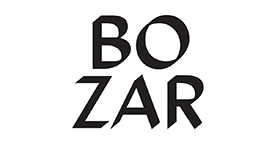 BOZAR Center for Fine Arts Logo