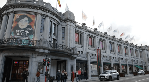 BOZAR – Brussels Centre for Fine Arts