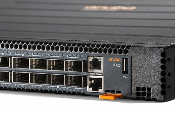 Aruba 8325 series core & data center switch