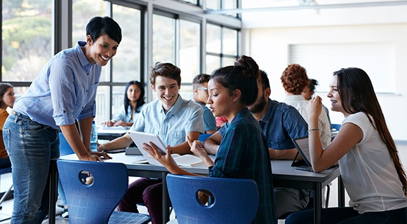 Modernizing Cyber Security in Higher Education