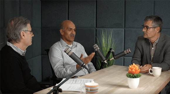 Podcast interview with Partha Narasimhan