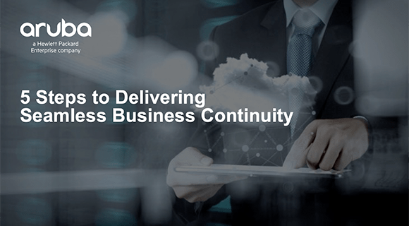 Webinar: CIO Insights – 5 Steps to Delivering Seamless Business Continuity