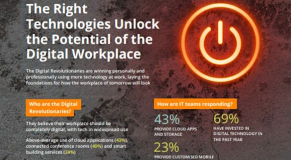 Unlocking the Potentials of the Digital Workplace