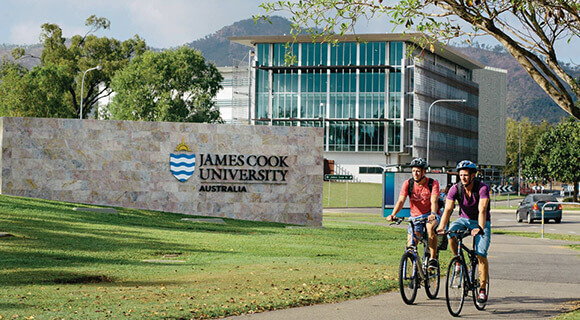James Cook University – Queensland, Australia