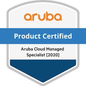 Aruba Cloud Managed Speacialist (ACMS)