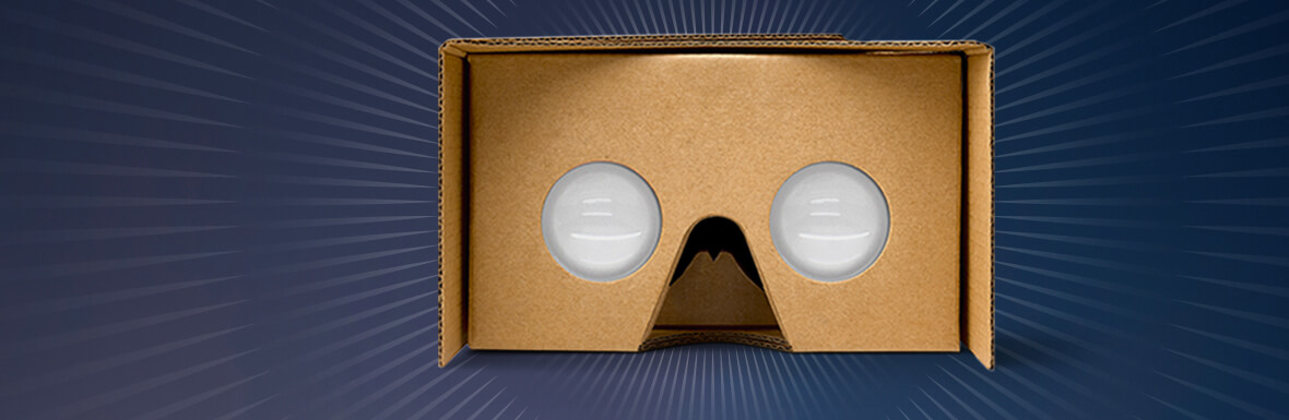 What can your network do for you? Register for a free Google Cardboard and find out.