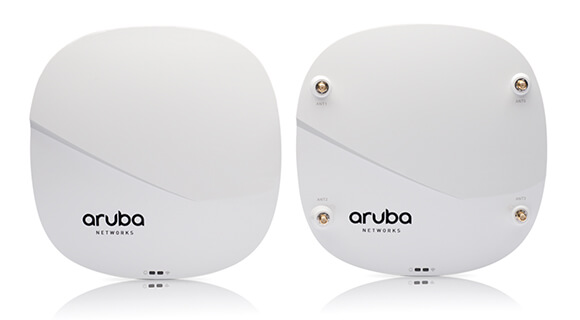 802.11ac Wave 2 wireless LAN access points | Aruba, a Hewlett ...