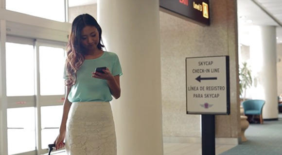 Aruba's Mobile Engagement solution takes flight at Orlando International