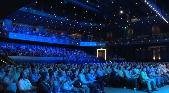 Atmosphere 2016 Opening Keynote: Go Mobile, Go Cloud