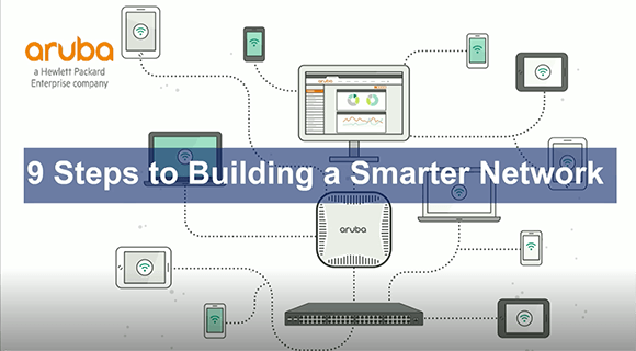 Nine Steps to Building a Smarter Network